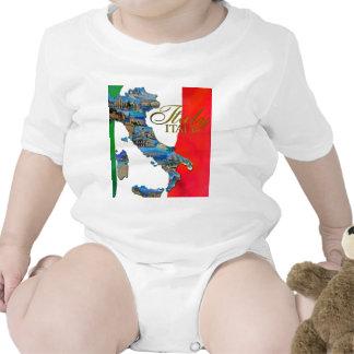 La bota italiana camisetas
