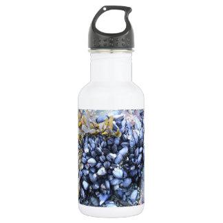 La botella de agua de aluminio de la cubierta, BPA