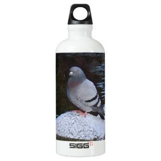 La botella de agua de aluminio de la paloma, BPA