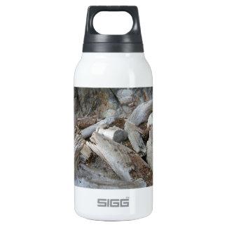 La botella de agua de aluminio del Driftwood, BPA