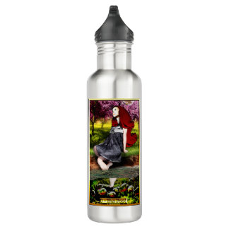 La botella de agua del tonto de Banx Tarot