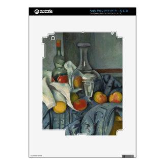 La botella de la hierbabuena, 1893-95 (aceite en l iPad 3 skin