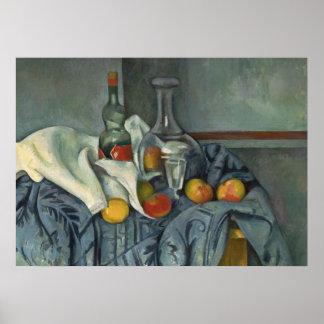 La botella de la hierbabuena, 1893-95 (aceite en l póster