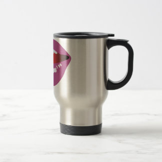 La Bouche Travel Mug