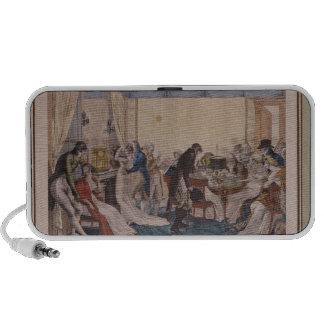 La Bouillotte, 1798 Laptop Altavoces