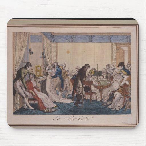 La Bouillotte, 1798 Mouse Pad