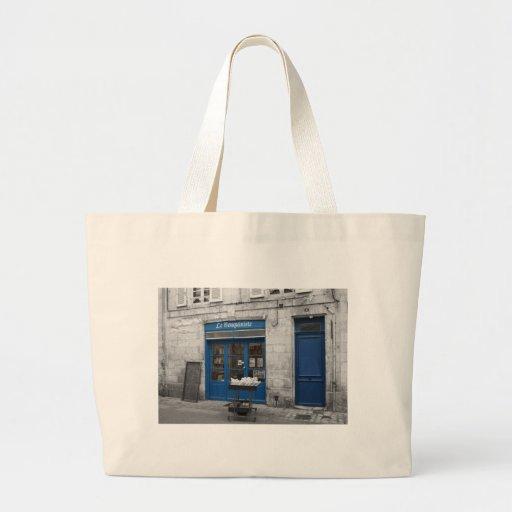 La Bouquiniste Bolsa Lienzo