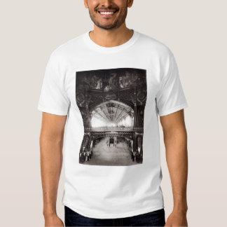 La bóveda central camisas