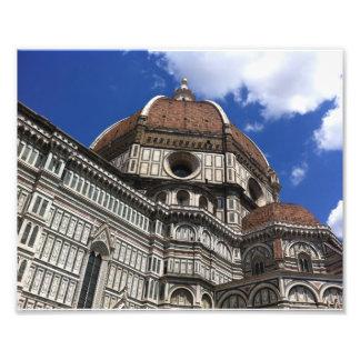 La bóveda de Brunelleschi Fotografia