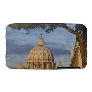 la bóveda de la basílica de San Pedro, Vatican, Case-Mate iPhone 3 Funda
