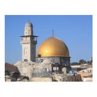 La bóveda de la roca, Al Aqsa, Jerusalén Postales