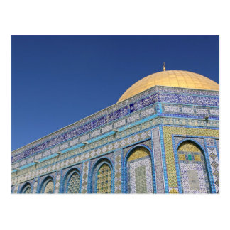 La bóveda de la roca, Al Aqsa, Jerusalén Tarjeta Postal