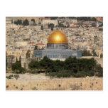La bóveda de la roca, Jerusalén 1 Postales