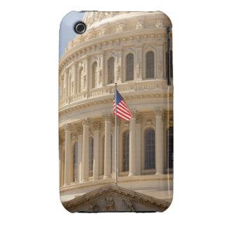 la bóveda del edificio del capitolio de Estados iPhone 3 Protector