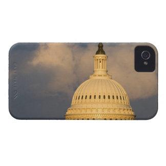 La bóveda del edificio del capitolio de Estados iPhone 4 Funda