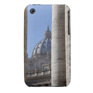 La bóveda del santo Peters Bassilica, Bassilica iPhone 3 Protector