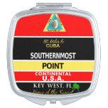 La boya más situada más al sur Key West del punto Espejos Para El Bolso