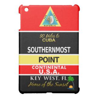 La boya más situada más al sur Key West del punto iPad Mini Carcasas
