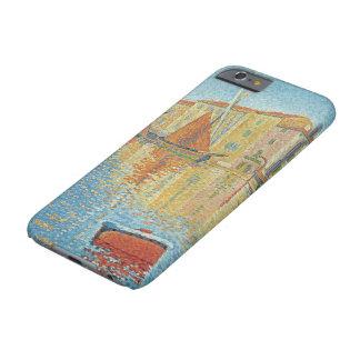 La boya roja de Paul Signac, Pointillism del Funda De iPhone 6 Barely There