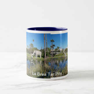 La Brea Tar Pits Mug