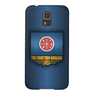 La brigada del Choctaw Funda De Galaxy S5