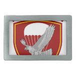 La brigada especial es una unidad de la élite de S Hebillas De Cinturon