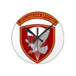 La brigada especial es una unidad de la élite de S Reloj