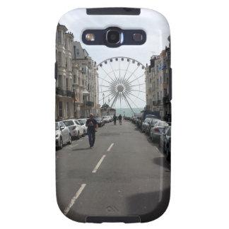 La Brighton rueda adentro Brighton, Reino Unido Carcasa Para Samsung Galaxy SIII