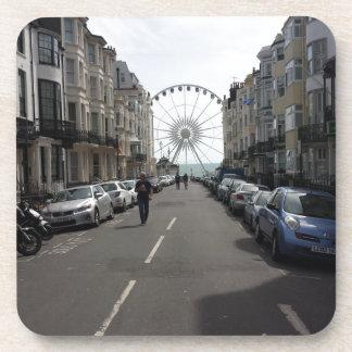 La Brighton rueda adentro Brighton, Reino Unido Posavasos