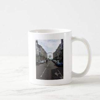 La Brighton rueda adentro Brighton, Reino Unido Taza De Café