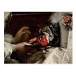 La broche de la infanta Margarita Maria Tarjetas Postales
