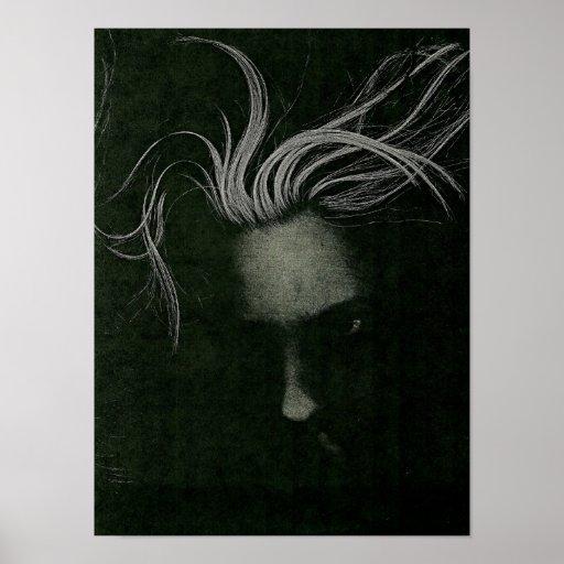 la bruja blanca póster