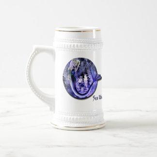 La bruja del mar asalta 4 taza de café