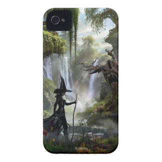 La bruja traviesa de los 3 del oeste Case-Mate iPhone 4 protectores