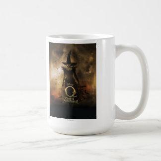 La bruja traviesa de los 4 del oeste tazas de café