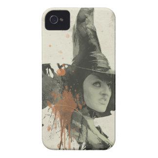 La bruja traviesa de los 5 del oeste Case-Mate iPhone 4 coberturas