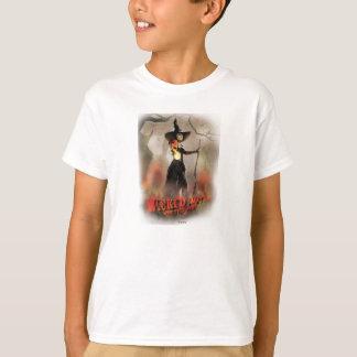 La bruja traviesa de los 6 del oeste camisas