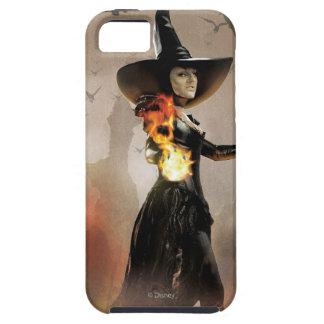 La bruja traviesa de los 6 del oeste iPhone 5 fundas