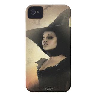 La bruja traviesa del 1 del oeste iPhone 4 Case-Mate cárcasa