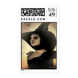 La bruja traviesa del 1 del oeste timbre postal