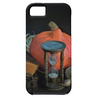 La brujería se opone en una tabla en un cuarto funda para iPhone SE/5/5s