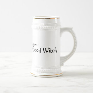 La buena bruja jarra de cerveza