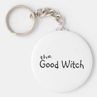 La buena bruja llavero redondo tipo pin