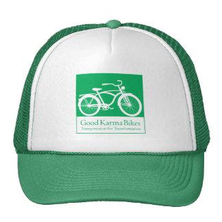 La buena karma Bikes el gorra
