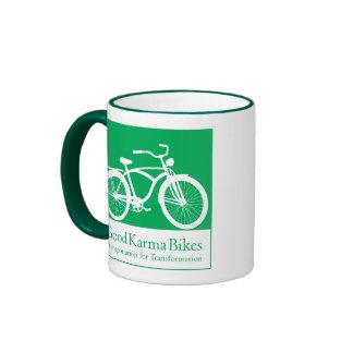 La buena karma Bikes la taza