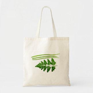La buena salud es verde bolsa tela barata