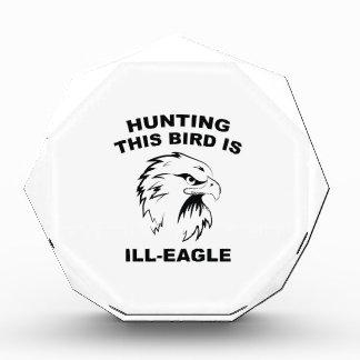 La búsqueda de este pájaro es Enfermo-Eagle