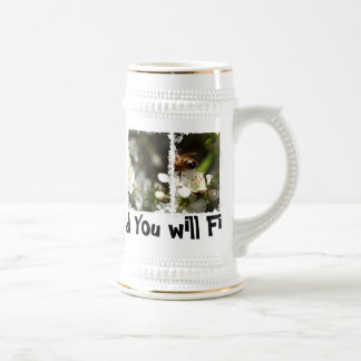 """La """"búsqueda y usted encontrarán"""" la taza"""