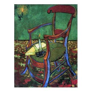 La butaca de Paul Gauguin de Vincent van Gogh 1888 Postal