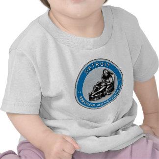 La BUTACA QB - Detroit Camisetas